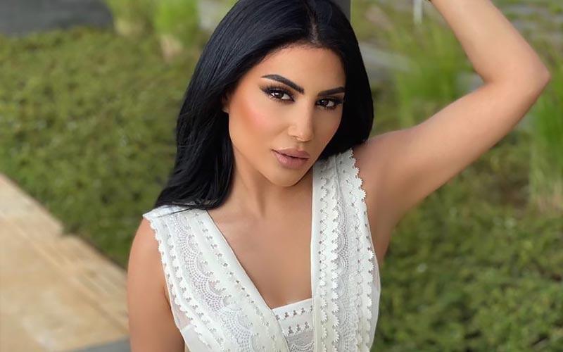 pretty lebanese woman